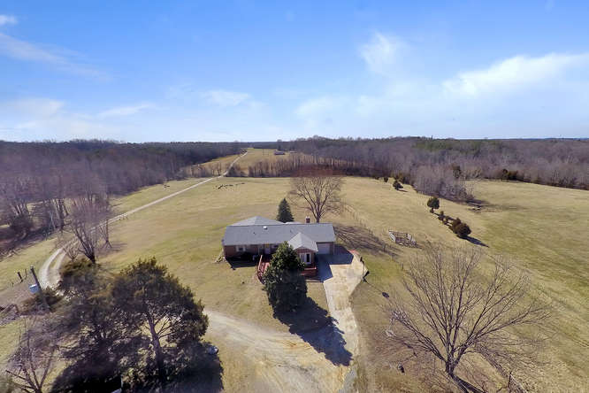 Paradise Found 36 Acre Farm Virginia Homes Farms And